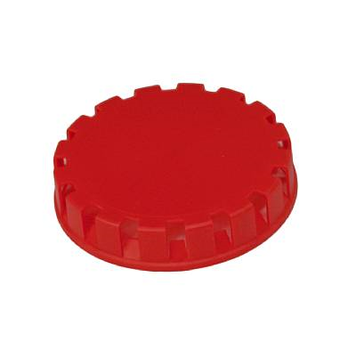 Keg cap -A-system, Red