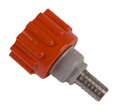 BIB connector -Orange