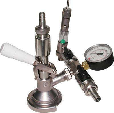 Manual Filling Head - A-system