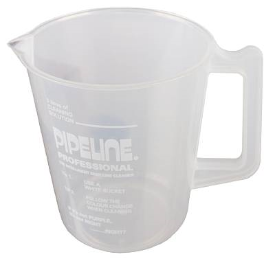Measuring jug -Pipeline