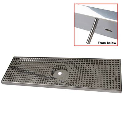 Drip tray -RS, 220x700