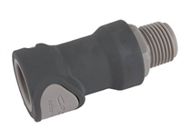 Connector -non spill, 1/2″,NPT, female