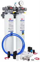 Waterfilter system -3M DP290, HF8-S+2 x cartridge HF90