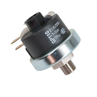 Gas pressure switch -PC coolers
