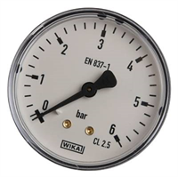 Manometer -regulator, DRU