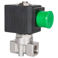Solenoid valve -PC coolers, SS 1/4″