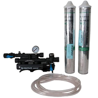 Waterfilter units x2 -Everpure