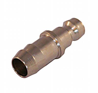 Quick coupler -gas, male, 9,5mm