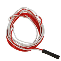 Cable LED -5V DC, red and white