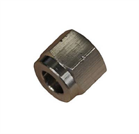 Swivel nut -3/8, flare