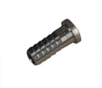 Stem - SS, 3/8, for nut 01-0232
