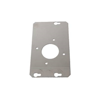 Metal plate -agitatormotor, PC100