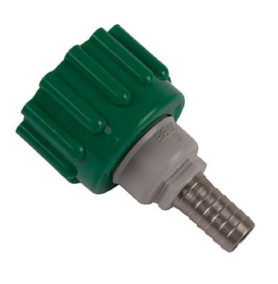 BIB connector -Green