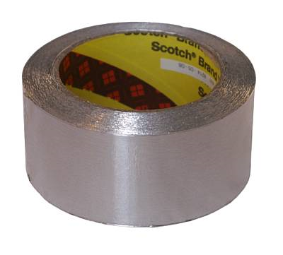 Aluminium Foil Tape -50mm x 55m