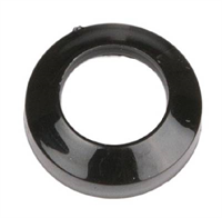 Washer -black, 3/8″
