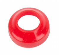 Washer -red, 7/16″