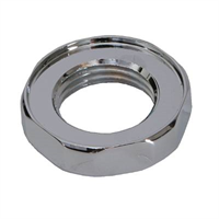 Locking nut -1/2″, chrome