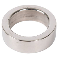 Spacer -chrome, 10 mm id.5/8″