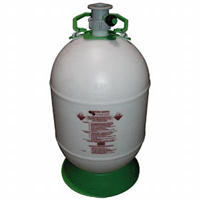 Cleaning bottle -S-system, 30L, Plastic