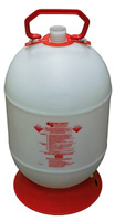 Cleaning bottle -30L, Plastic