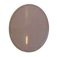 Badge -blank transparent, oval