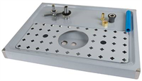 Drip tray -RS, 400x500